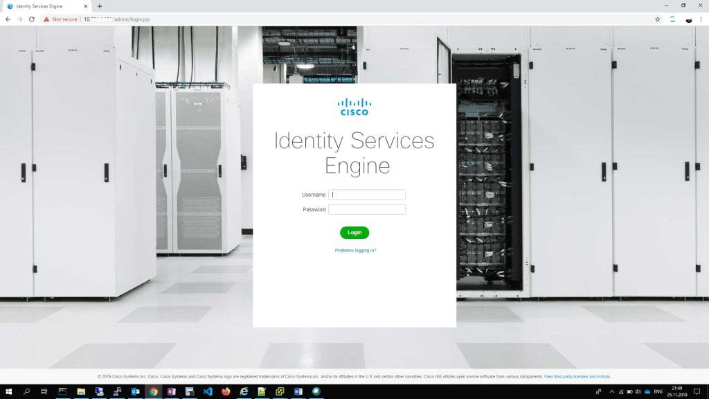 Cisco ISE 2.6
