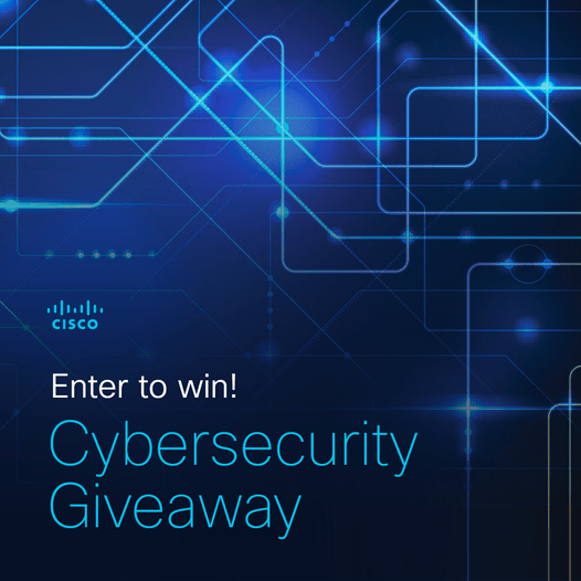 cisco cybersecurity giveaway